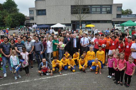 Interkulturelles Sport- und Spielfest 1