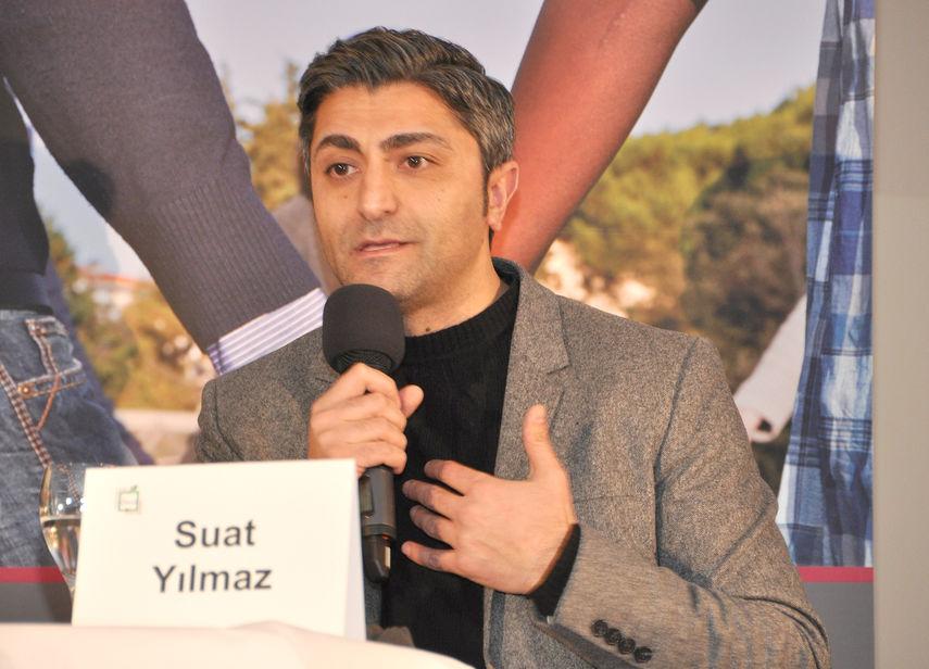 Autor Suat Yilmaz