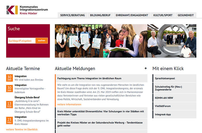 Neue HP KI Screenshot